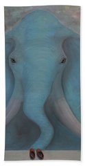 Blue Elephant Beach Sheet