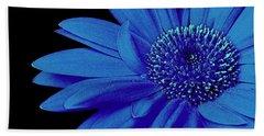 Blue Beach Sheet by Elfriede Fulda