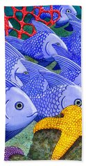 Reef Shark Beach Towels