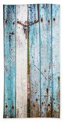 Blue Gate Beach Towel