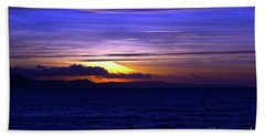 Blue Heaven  Beach Sheet by Baggieoldboy