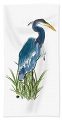 Blue Heron Beach Sheet