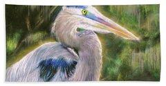 Blue Heron Beach Sheet