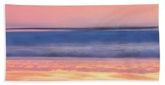 Apricot Delight Beach Towel