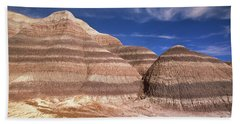 Blue Mesa Arizona Beach Towel