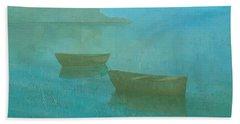 Blue Mist At Erbalunga Beach Sheet
