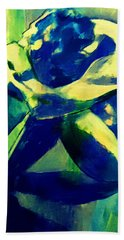 Blue Mood Beach Towel
