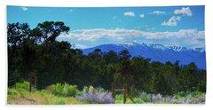 Blue Mountain West Beach Sheet