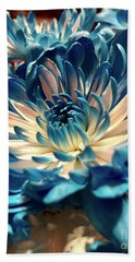 Blue Mum Beach Towel