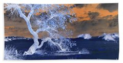 Blue Sands Beach Towel