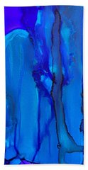 Blue Series  Beach Towel