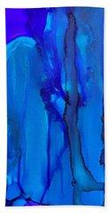 Blue Series  Beach Towel