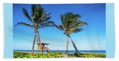 Blue Sky Palms Delray Beach Florida Beach Sheet