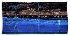 Blue Tanker Beach Sheet