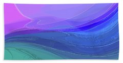 Blue Valley Beach Sheet