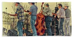 Bluegrass Evening Beach Towel