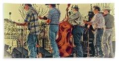 Bluegrass Evening Beach Sheet
