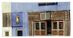 Blues Alley, Clarksdale Beach Towel