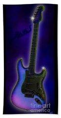 Beach Sheet featuring the digital art Blues  by Nick Gustafson