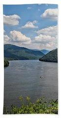 Bluestone Lake - Hinton West Virginia Beach Towel