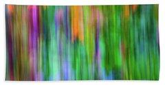 Blurred #1 Beach Sheet