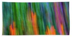 Blurred #2 Beach Sheet