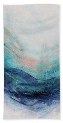 Blushing Sky Beach Towel