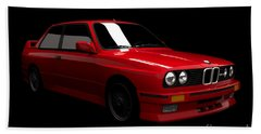 Bmw M3 E30 Beach Sheet