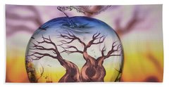 Boabob Tree Beach Sheet