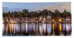 Boathouse Row Lftc Beach Sheet
