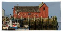 Boathouse Beach Sheet