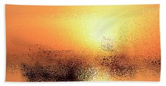 Boats In Gold Beach Towel