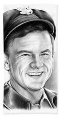 Bob Crane Beach Towel