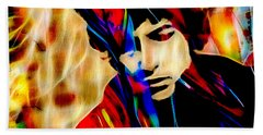 Bob Dylan Collection Beach Towel