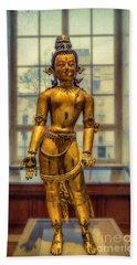 Bodhisattva Avalokiteshvara Beach Towel
