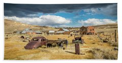 Bodie California Beach Towel