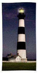 Bodie Island Light Station Beach Towel