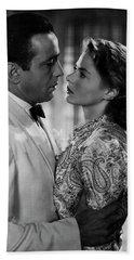 Bogart And Bergman Eternal Beach Towel
