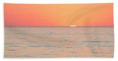 Boiling The Ocean Beach Towel