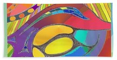 Bold Organic - Life Is Bright With Variety Beach Towel
