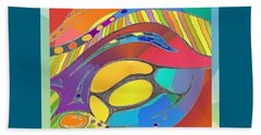 Bold Organic - Life Is Bright With Variety Beach Sheet