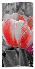 Bold Tulip Beach Sheet