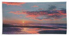 Bolivar Flats, Texas Beach Towel