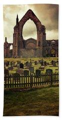 Bolton Abbey At Sunset Beach Towel by Jaroslaw Blaminsky