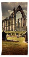 Bolton Abbey In The Uk Beach Sheet by Jaroslaw Blaminsky