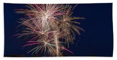 Bombs Bursting In Air IIi Beach Towel