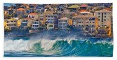 Bondi Waves Beach Towel