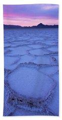 Beach Sheet featuring the photograph Bonneville by Dustin LeFevre