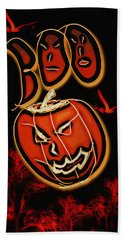 BOO Beach Towel