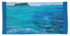 Bora Bora  Beach Towel